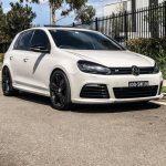 Volkswagen Golf Mk6 Vinyl Eyelids