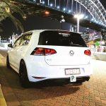 Volkswagen MK7 Badge Inlays