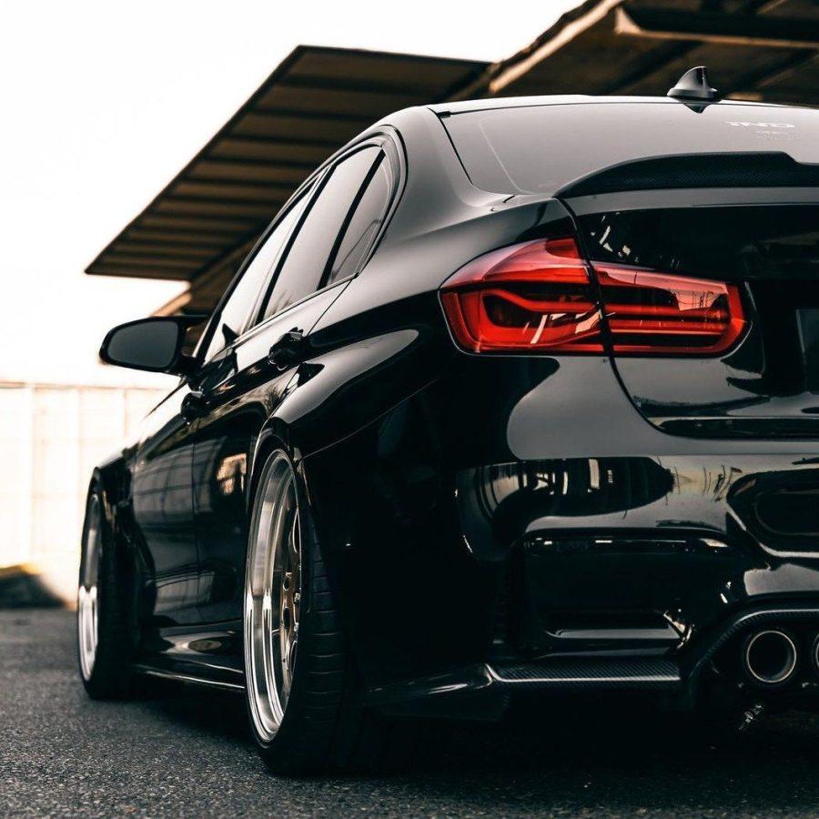 BMW M3 2011-2020 (F30/F80/) Reflector Overlay