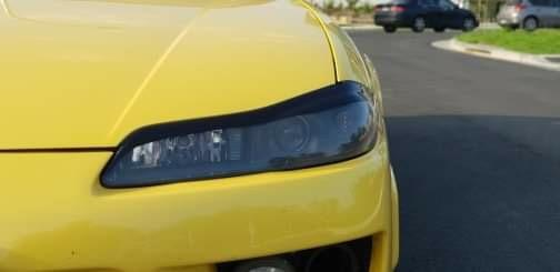 Nissan Silvia S15 Vinyl Eyelids