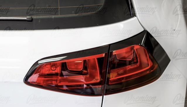 Volkswagen Golf MK7 Tail Light Overlays