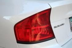 Subaru Liberty Gen 4 post face lift Tail Light Turn Signal Overlays