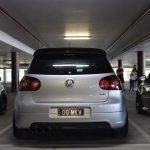 Volkswagen MK5 Badge Inlays