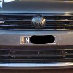VW Volkswagen Tiguan Badge Overlay