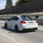 Subaru WRX 15-18 Tail Light Overlays