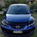 Mazda 3 Mps Vinyl Eyelids