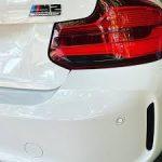 BMW 2 Series M2  2018-2020 (F22/F87 LCI) Taillight Overlay